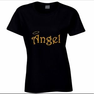 Black Angel Tee